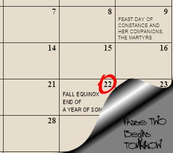 Fall Equinox